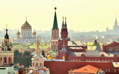 Los Angeles to Moscow – $476