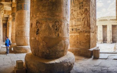 Boston to Cairo, Egypt – $560