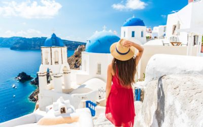 Boston to Santorini – $571